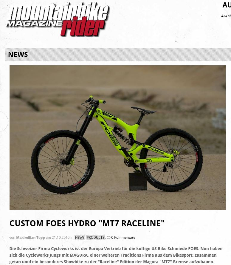 Presse | cycleworks.ch