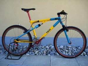 Yeti A.R.C. A.S. LT 1994
