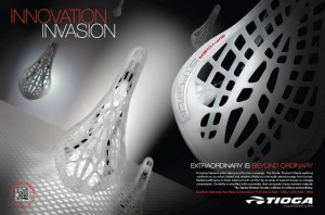 INNOVATION INVASION - the all new TIOGA Spyder Stratum!!