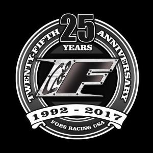 25 years FOES RACING